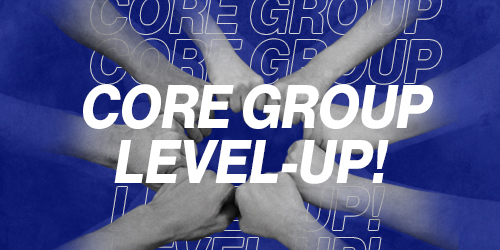 24HRPO Core Group Level up!!!